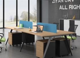4人位办公桌