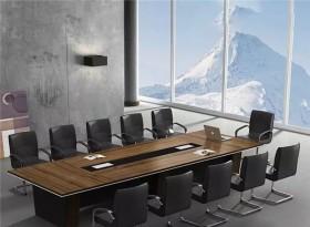 简约现代大型会议桌
