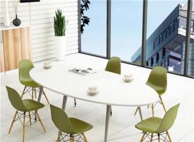 六人位小型会议桌