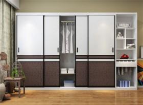 现代衣柜系列