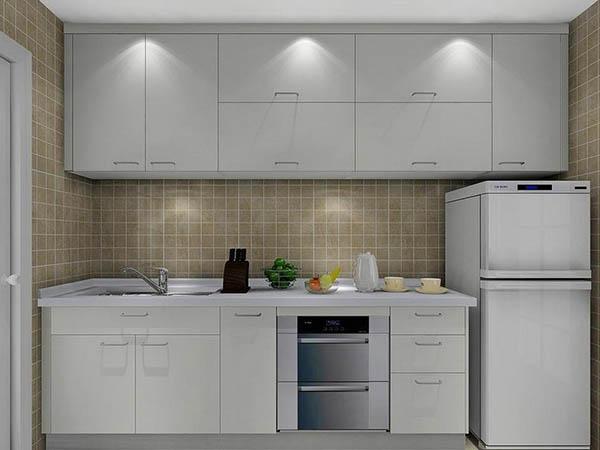 厨房装修 橱柜门板材料的分类