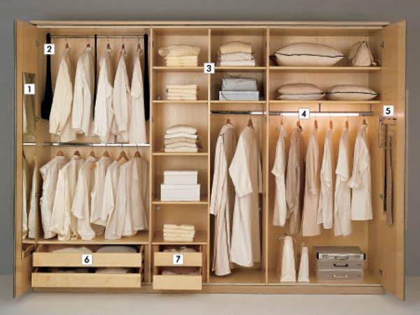 防止衣柜发霉 创造健康家居生活